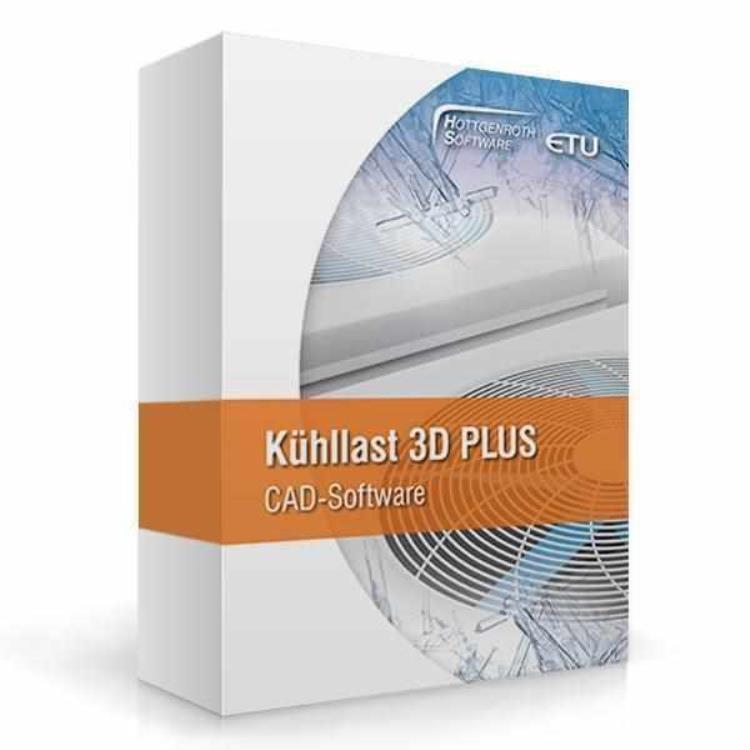 Kühllast 3D PLUS Vollversion
