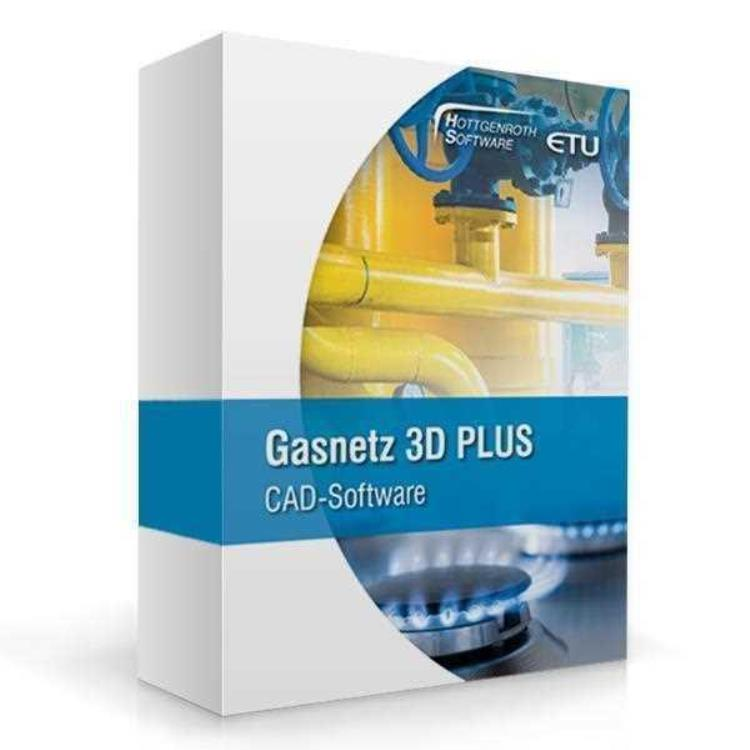 Gasnetz 3D PLUS